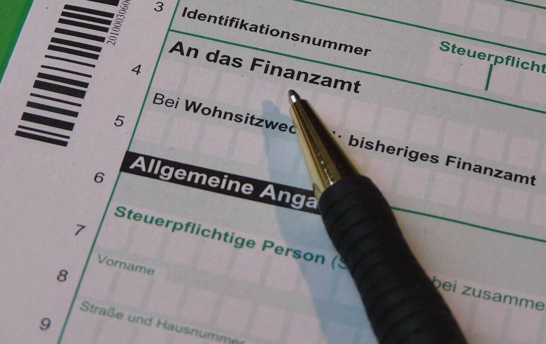 Abgabe der Steuererklärung auch mittels Fax zulässig
