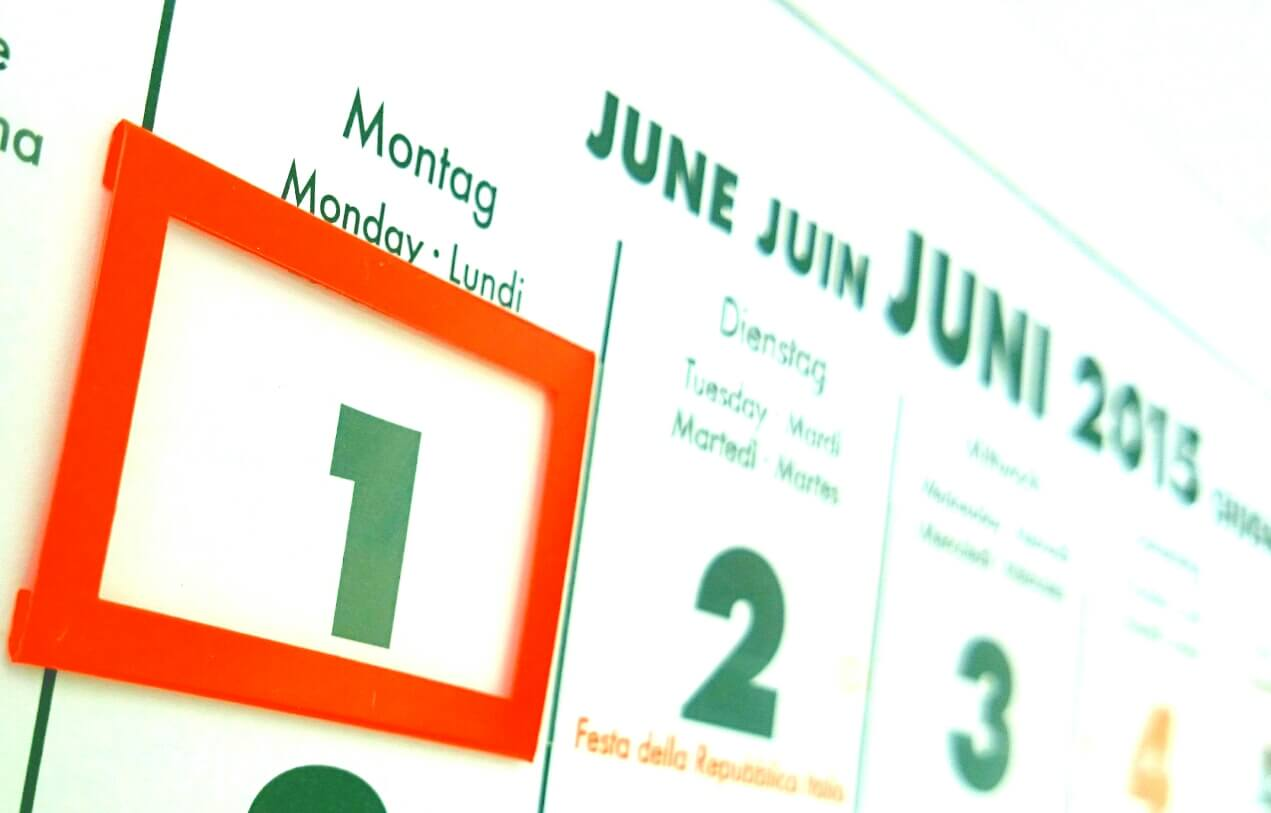 Steuererklärung 2015: Abgabefrist endet am 1. Juni 2015