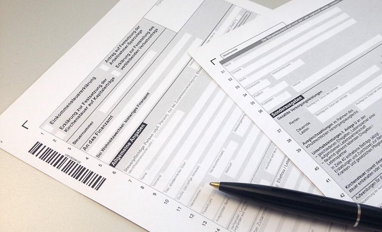 Abgabepflicht für die Steuererklärung