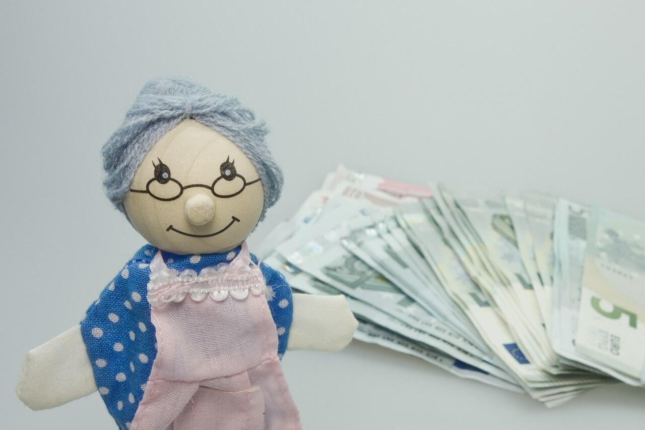 Warum die Rentenerhöhung auch eine Schattenseite hat