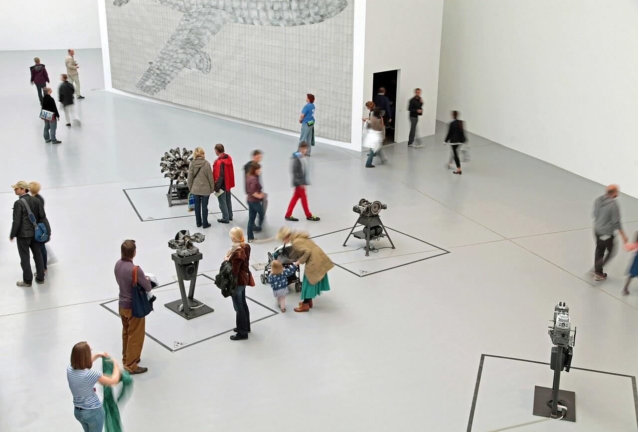 Besuch einer Kunstausstellung als Fortbildung absetzbar?