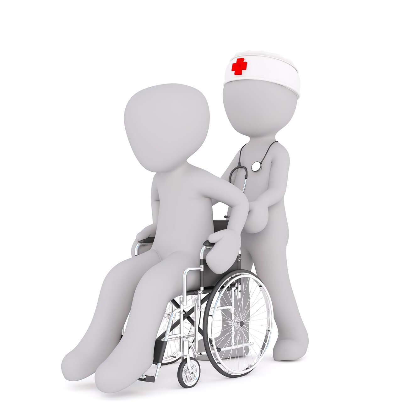 Behinderte und Pflegebedürftige: Welche Pflegegrade der Hilflosigkeit entsprechen