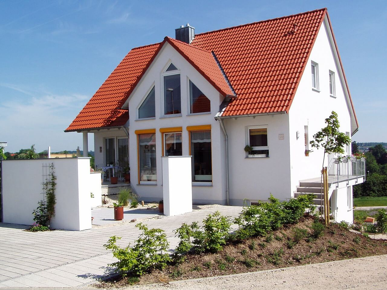 Außenputz am Eigenheim: Handwerkerkosten als Steuerermäßigung geltend machen?