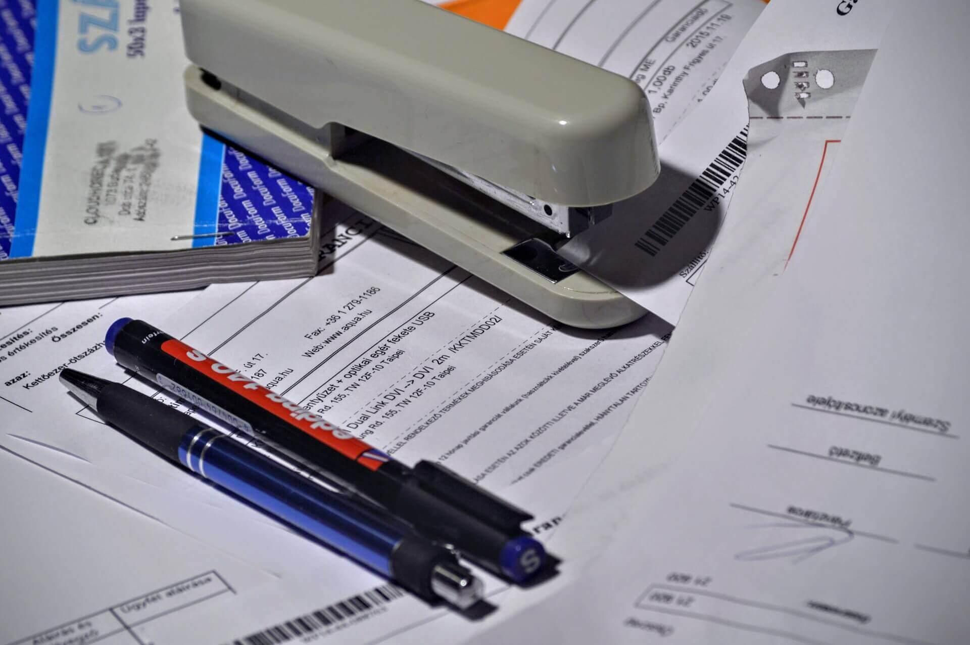 GoBD in der Buchhaltung und steuerliche Behandlung von Rechnungen
