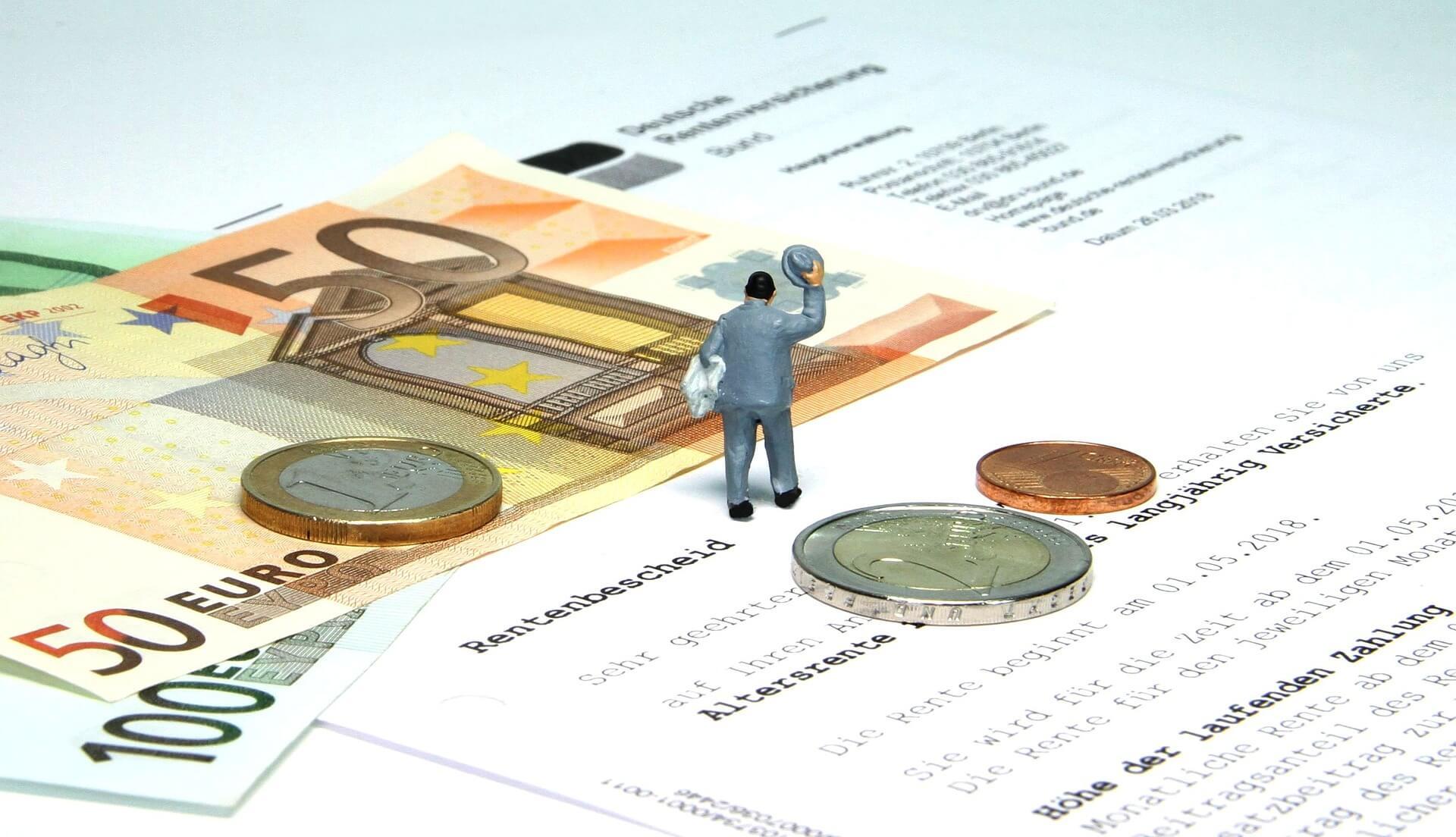 Rentenerhöhung: Mehr Geld für Rentnerinnen und Rentner ab 1. Juli 2019