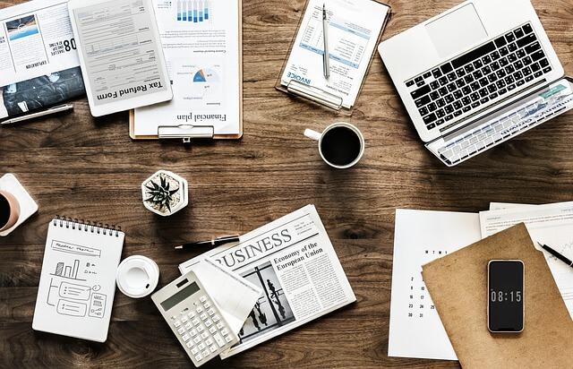 Vorteile der Digitalisierung: Steuererklärung mit Hilfe von ERP