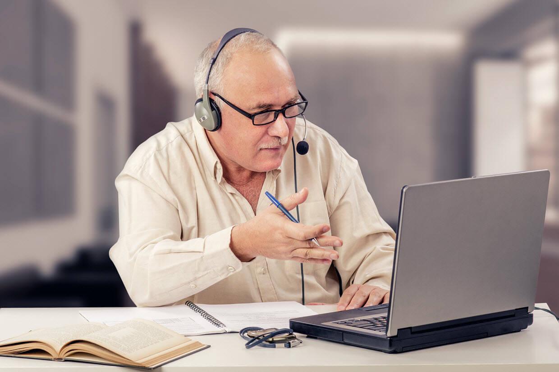Hilfe für Rentner bei Steuererklärung