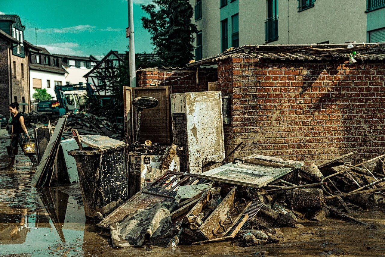 Flutkatastrophe 2021: Steuererleichterungen für Geschädigte und Unterstützer